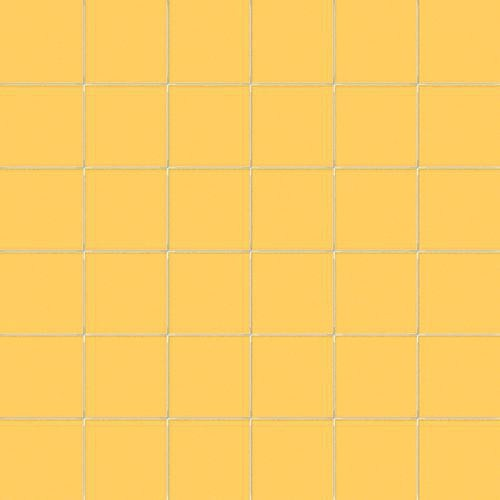 Carrelage uni 5x5 cm CEDRO MATT sur trame -   - Echantillon - zoom