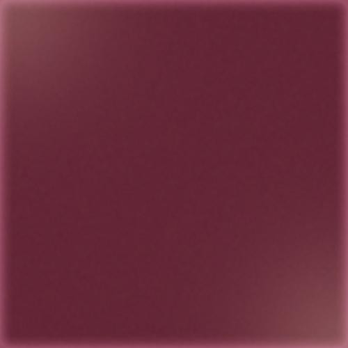 Carrelage uni 20x20 cm amarante brillant GRANATO -   - Echantillon CE.SI