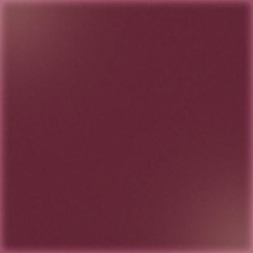 Carrelage uni 20x20 cm amarante brillant GRANATO -   - Echantillon - zoom