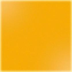 Carrelage uni 20x20 cm orangé brillant ZOLFO -   - Echantillon CE.SI