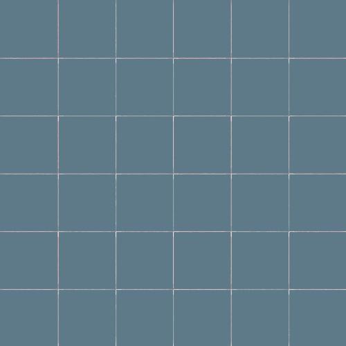 Carrelage uni 5x5 cm PIOGGIA MATT sur trame -   - Echantillon - zoom