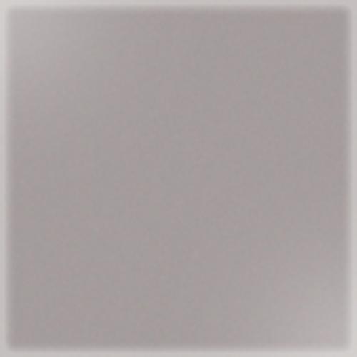 Carrelage uni 5x5 cm marron brillant PIOMBO sur trame -   - Echantillon - zoom