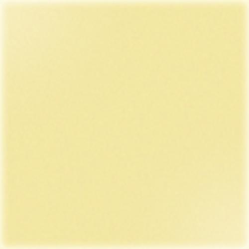 Carrelage uni 5x5 cm jaune brillant ZIRCONE sur trame -   - Echantillon - zoom