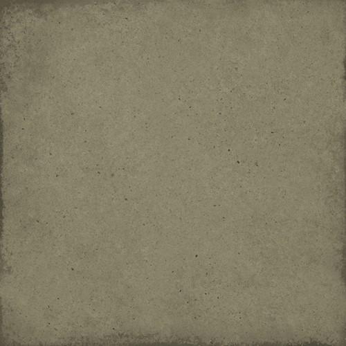 Carrelage uni vieilli vert 20x20 cm ART NOUVEAU CYPRESS GREEN 24396 -   - Echantillon Equipe