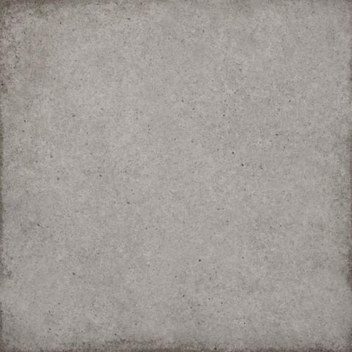 Carrelage uni vieilli gris 20x20 cm ART NOUVEAU GREY 24395 -   - Echantillon - zoom