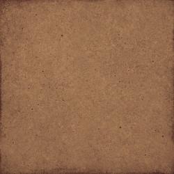 Carrelage uni vieilli sienne 20x20 cm ART NOUVEAU SIENA 24391 -   - Echantillon Equipe