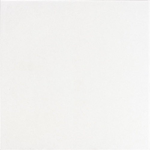 Carrelage uni 31.6x31.6 cm blanc TOWN BLANCO -   - Echantillon - zoom