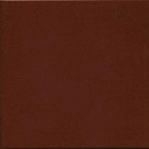 Carrelage uni 31.6x31.6 cm acajou TOWN CAOBA -   - Echantillon Vives Azulejos y Gres