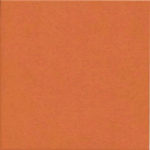 Carrelage uni 31.6x31.6 cm orange TOWN NARANJA -   - Echantillon - zoom