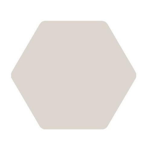 Carrelage tomette blanc 25x29cm TOSCANA BLANCO -   - Echantillon Bestile