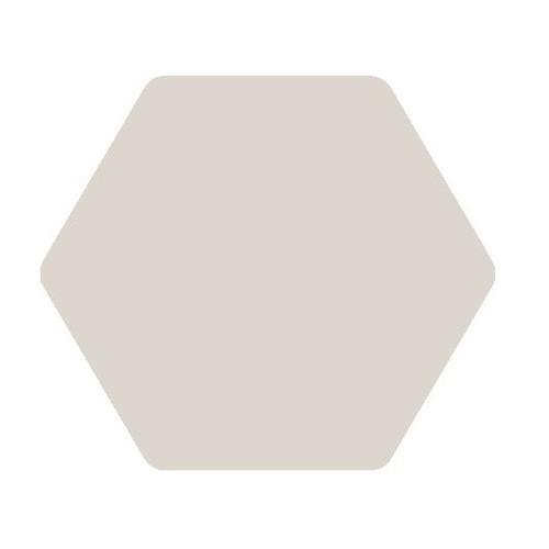 Carrelage tomette blanc 25x29cm TOSCANA BLANCO -   - Echantillon - zoom