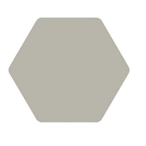 Carrelage tomette gris 25x29cm TOSCANA PERLA-   - Echantillon - zoom