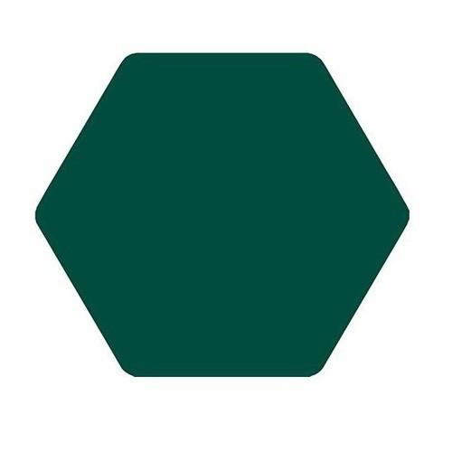 Carrelage tomette vert 25x29 TOSCANA VERDE-   - Echantillon Bestile