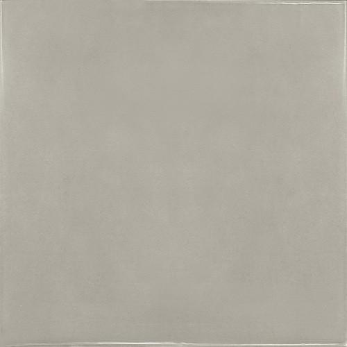Faience effet zellige gris 13.2x13.2 VILLAGE SILVER MIST 25593 -   - Echantillon - zoom