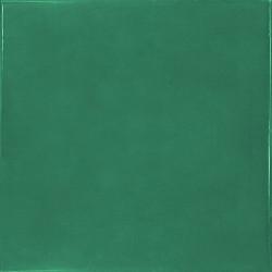 Faience effet zellige vert émeraude 13.2x13.2 VILLAGE ESMERALD GREEN 25595-   - Echantillon Equipe