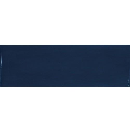 Faience effet zellige bleu nuit 6.5x20 VILLAGE ROYAL BLUE 25630 - 0.  - Echantillon Equipe