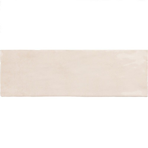 Faience nuancée effet zellige beige 6.5x20 RIVIERA WHEAT 25842  - Echantillon Equipe