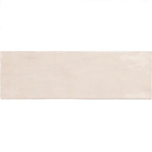 Faience nuancée effet zellige beige 6.5x20 RIVIERA WHEAT 25842  - Echantillon - zoom
