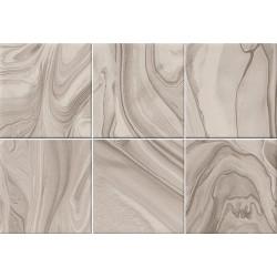 Faïence effet terre mêlée beige 23x33.5 MANKAI NUEZ -   - Echantillon Vives Azulejos y Gres