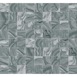 Faïence effet terre mêlée turquoise 23x33.5 cm MANKAI TURQUESA-   - Echantillon Vives Azulejos y Gres