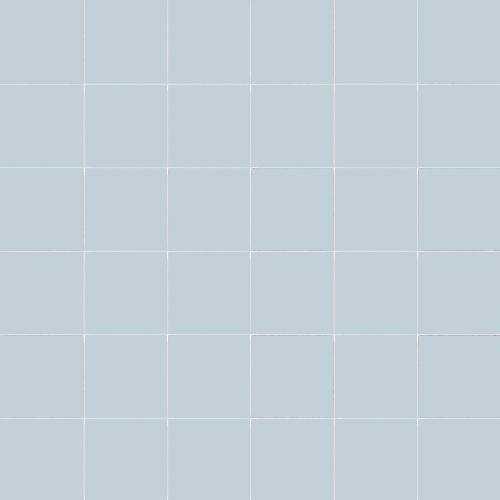 Carrelage uni 5x5 cm POLVERE MATT sur trame -   - Echantillon CE.SI