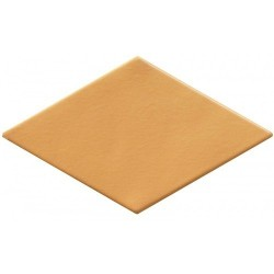 Carrelage losange orangé 15x8,5cm ROMBO10 OCRE -   - Echantillon Natucer
