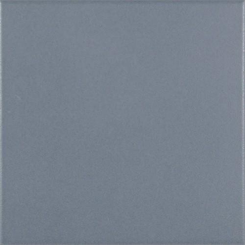 Carrelage uni 20x20 cm ANTIGUA BASE AZUL -   - Echantillon - zoom