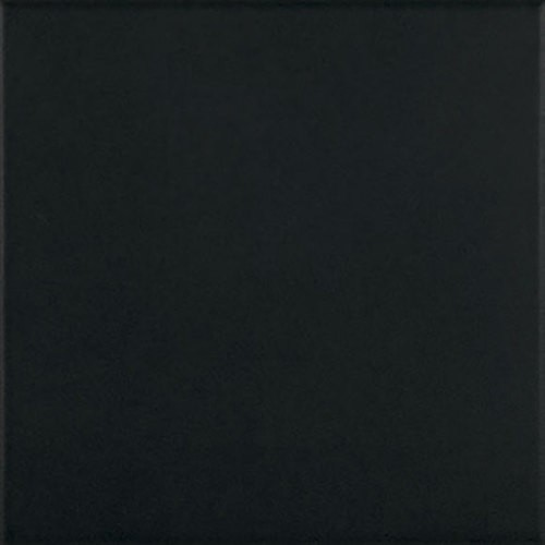 Carrelage uni 20x20 cm ANTIGUA BASE NEGRO -   - Echantillon - zoom