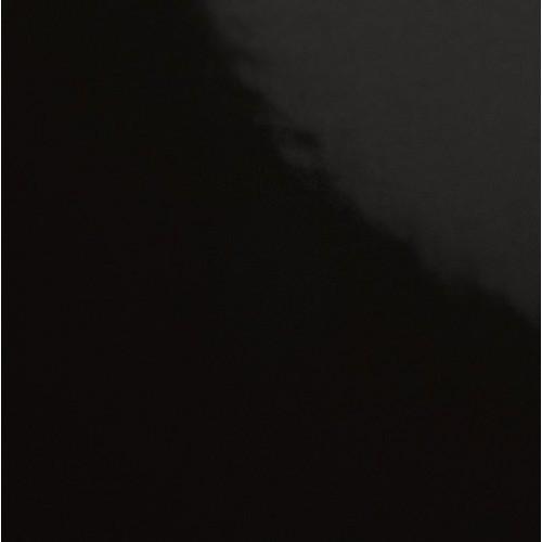 Faience murale 10x10 cm unie brillante BASIC NOIR BRILLANT - 0.  - Echantillon Ribesalbes