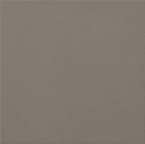 Faience murale 10x10 cm unie mate BASIC GRIS-F FONCÉ- 0.  - Echantillon - zoom