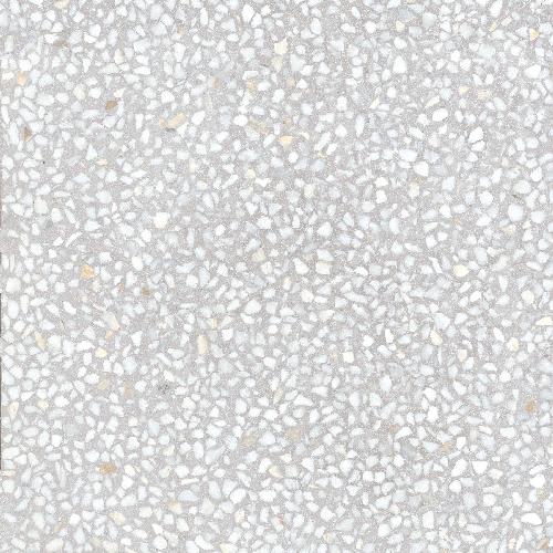 Carrelage imitation granito terrazzo 60x60 cm PORTOFINO Humo -   - Echantillon - zoom