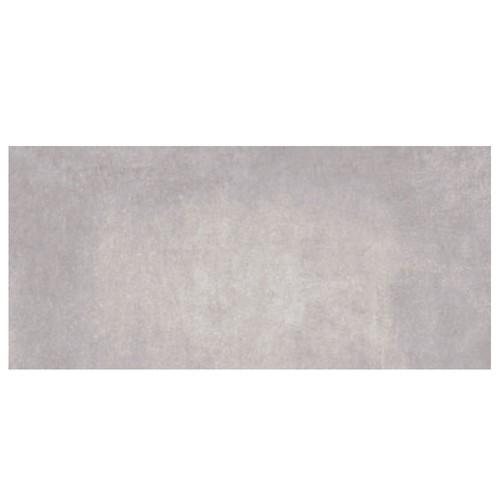 Carrelage gris ciment rectifié 45x90cm RUHR-R CEMENTO -   - Echantillon - zoom
