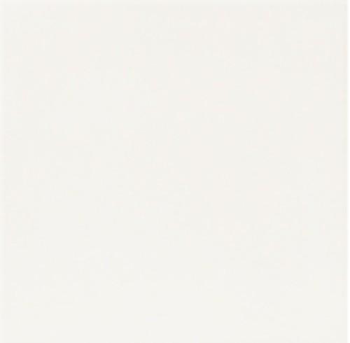 Carrelage uni blanc 33x33 cm HANOI WHITE -   - Echantillon - zoom