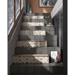 Carrelage style ciment 20x20 cm ART NOUVEAU APOLLO COLOUR 24401 -   - Echantillon Equipe