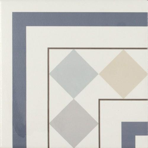 Carrelage d'angle 20x20 cm BRISTO - unité - Echantillon - zoom