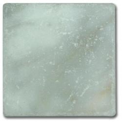 Carrelage pierre Marbre vieilli Afyon White 10x10 cm - 0.  - Echantillon SF