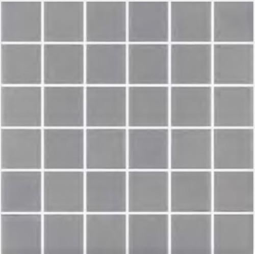 Mosaique grise 5x5 sur trame 3 x3  ANTI 558 B8 -   - Echantillon - zoom