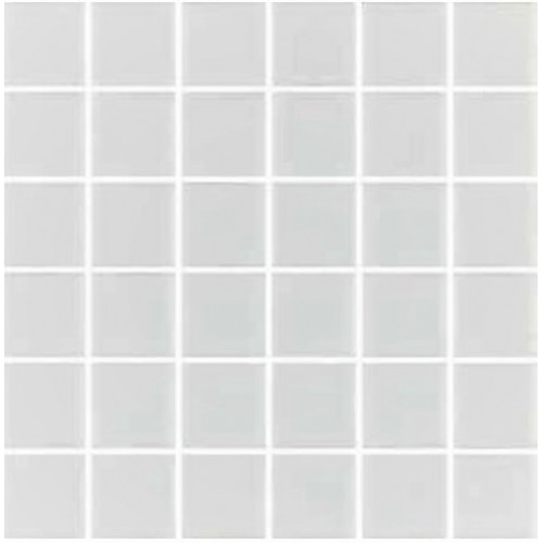 Mosaique blanche 5x5 sur trame 3 x3  ANTI BLANCO B8 -   - Echantillon ASDC