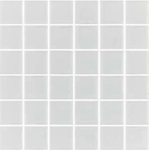 Mosaique blanche 5x5 sur trame 3 x3  ANTI BLANCO B8 -   - Echantillon - zoom