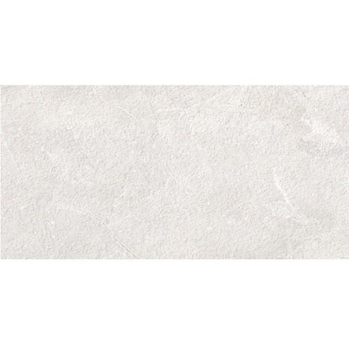 Carrelage moderne extérieur BLANC NACRÉ 30x60 cm antidérapant WORLD FLYSCH R12 -   - Echantillon - zoom