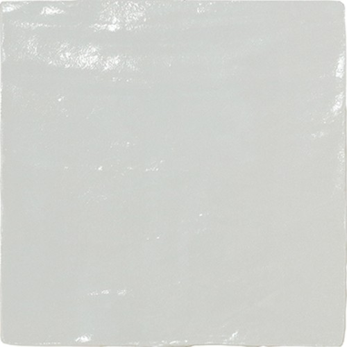 Carrelage effet zellige 10x10cm MALLORCA BLUE 23260 - 0.  - Echantillon - zoom