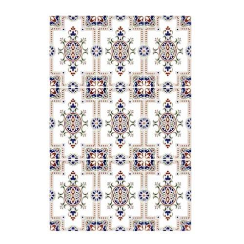 Azulejo Sevillano CADIZ 20x30 cm CADIZ COLLECTION ZOCALO   - Echantillon - zoom