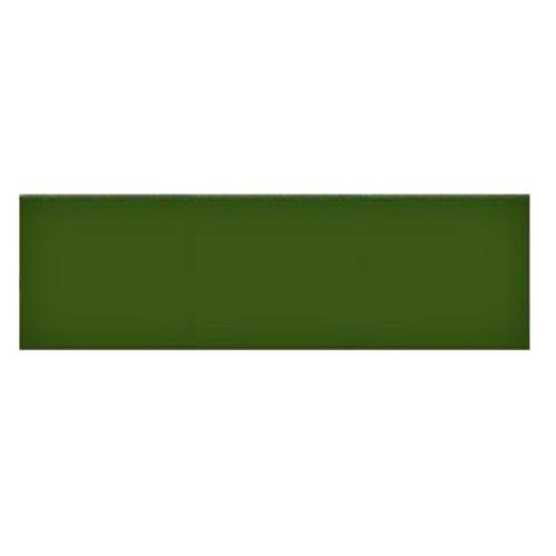 Azulejo Sevillano CADIZ carreau vert 15x20 cm LISO VERDE COLLECTION ZOCALO - - Echantillon - zoom