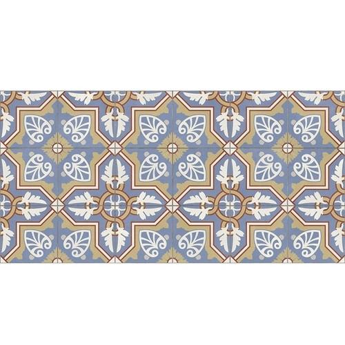 Dalle imitation ciment rect. 47.7x99.5cm ALTEA PINEA OUTDOOR ep.2cm -  9  - Echantillon - zoom