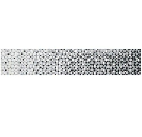 Mosaïque piscine Dégradé Brume 46 - 3  x 248,8 cm - vendu au module - Echantillon - zoom