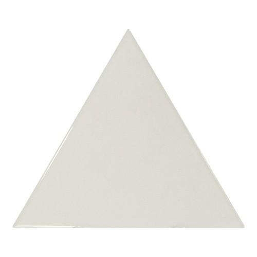 Carreau menthe brillant 1 x12.4cm SCALE TRIANGOLO MINT -   - Echantillon - zoom