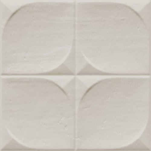 Faience murale brillante beige SINDHI 13x13cm -   - Echantillon - zoom