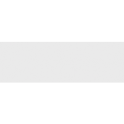 Faience unie blanche mate NITRA 33.3x100 cm - - Echantillon Baldocer