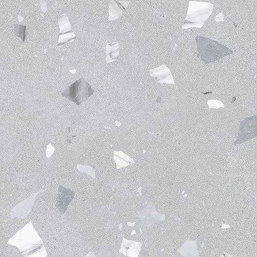 Carreau style granito 80x80 cm Ribe-R Gris R10 - 1.28m² - zoom