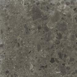 Carrelage anthracite imitation pierre rectifié 60x60cm HANNOVER BLACK R10 - 1.08m² Baldocer